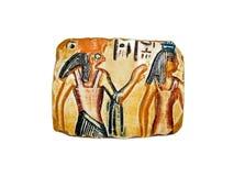 Egyptische herinnering 01 Stock Foto