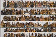 Egyptische herinneringen royalty-vrije stock afbeeldingen