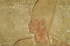 Egyptische Kunst 4 Royalty-vrije Stock Afbeelding