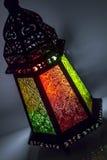 Egyptische lantaarn Stock Foto's