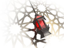 Egyptische lantaarn Stock Foto
