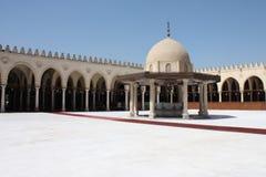 Egyptische Moskee Stock Foto's