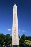Egyptische obelisk royalty-vrije stock afbeelding