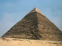 Egyptische piramide Royalty-vrije Stock Foto