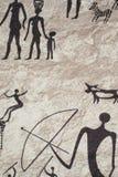 Egyptische stof stock afbeeldingen