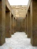 Egyptische Tempel Royalty-vrije Stock Foto's