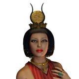 Egyptische Vrouw 03 stock illustratie