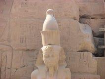 egyptisk monument Royaltyfri Bild