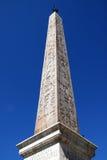 Egyptisk obelisk Royaltyfria Bilder