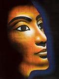 egyptisk papyrus stock illustrationer