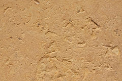 egyptisk sandstentextur Arkivfoton