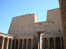 egyptisk slott Royaltyfri Bild
