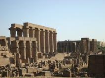 egyptisk slott Arkivbilder