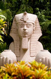 Egyptisk Sphinx Arkivbilder