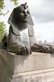egyptisk sphinx Royaltyfria Bilder