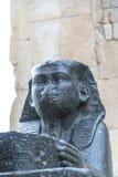 egyptisk sphynx Royaltyfri Fotografi