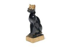 Egyptisk statyett Royaltyfri Bild