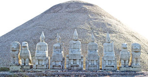 egyptiska figurines Royaltyfri Fotografi