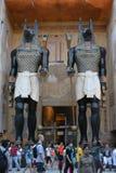 egyptiska pharaohs Royaltyfri Foto