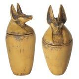 Egyptiska souvenirskyttlar Fotografering för Bildbyråer