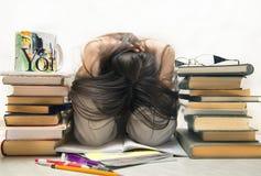 Egzaminy i szkolny pojęcie Obrazy Stock