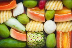 egzot owoc Obrazy Stock