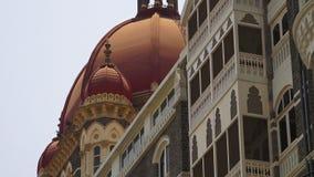 Egzot strzelał elegancki Indiański budynek zbiory wideo