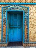Egzotyczna architektura Fotografia Stock