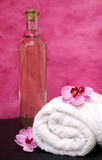 egzotyczne kurortu w spa Zdjęcie Royalty Free