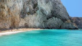 egzotyczne na plaży Obraz Stock