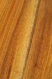 egzotyczne tekowy drewna Zdjęcie Stock