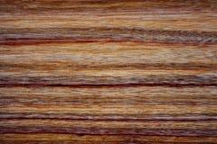Egzotyczny drewniany tło Zdjęcia Royalty Free