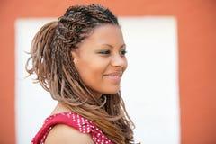 egzotyczny dziewczyny fryzury ja target429_0_ fotografia royalty free