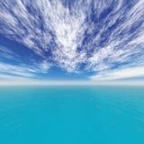 egzotyczny morze Zdjęcia Royalty Free