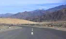Eh, Ladakh, India Royalty Free Stock Image