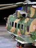 EH-101 sull'allarme Immagine Stock
