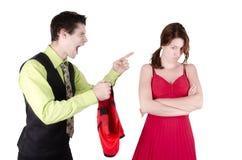 Ehebruch Lizenzfreies Stockbild
