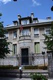 Ehemalige französische Botschaft Cetinje montenegro Lizenzfreie Stockbilder
