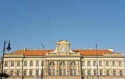 Ehemalige Kaserne - Praga de Pohorelec Imagem de Stock