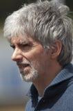 Ehemaliger Meister Damon Hügel der Welt F1 Stockfoto