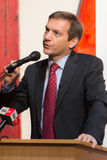 Ehemaliger Premierminister von Ungarn, Herr Gordon Bajnai Stockfoto