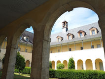 Ehemaliges Kloster des Ursulines stockbild