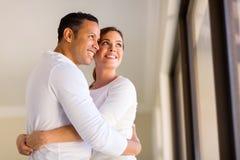 Ehemann und Frau lizenzfreies stockfoto