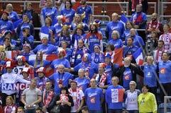 EHF euro 2016 Francja Norwegia Fotografia Stock