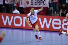 EHF EURO 2016 Poland Croatia Royalty Free Stock Photo