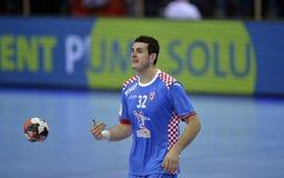 Ehf-EURO Polen 2016 Kroatien Lizenzfreie Stockbilder