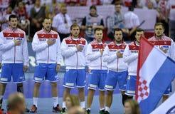 Ehf-EUROPolen Kroatien 2016 Royaltyfri Fotografi