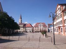 Ehingen, Germany Royalty Free Stock Photo