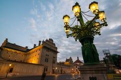 Ehrad do ¡ de VyÅ em Praga Imagens de Stock Royalty Free