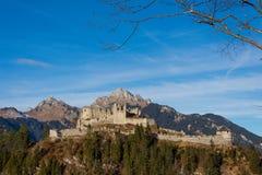 Ehrenberg-Schloss Stockbild